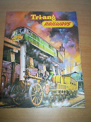 Tri-Ang Hornby R.280 Oo Gauge Model Railways Catalogue Eleventh Edition 1965