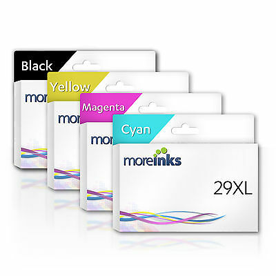 MOREINKS Compatible T2996/29XL Ink Cartridges for Epson Expression Home Printers