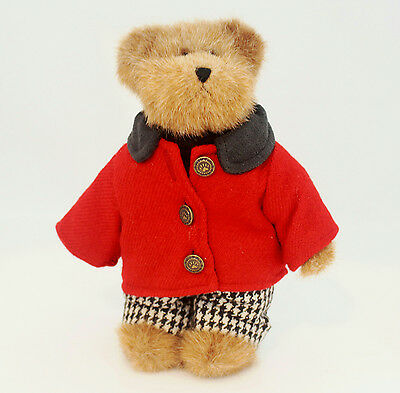 Boyds Bears Plush 2003 Edmund - Bailey & Friends Series - #9175-21-NT