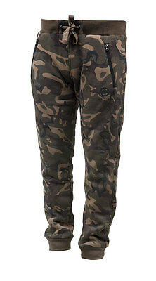 Fox NEW Limited Edition Chunk Camo Lined Fishing Joggers *All Sizes*