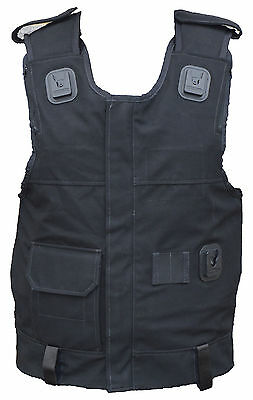 Ex Police Aegis Kevlar Body Armour Stab Vest Bullet Proof And Spike Security