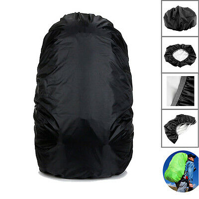 Waterproof Outdoor Dust Rain Cover Travel Camping Backpack Hiking Rucksack Bag