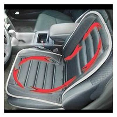 Hot Headz H-HC-100-DSP12 Heated Car Cushion Cover, For Use With Cars, Trucks and