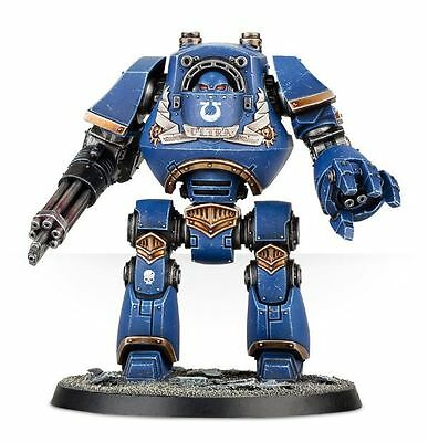 Warhammer 30k 40k Horus Heresy Calth Space Marines Contemptor Dreadnought (P301)