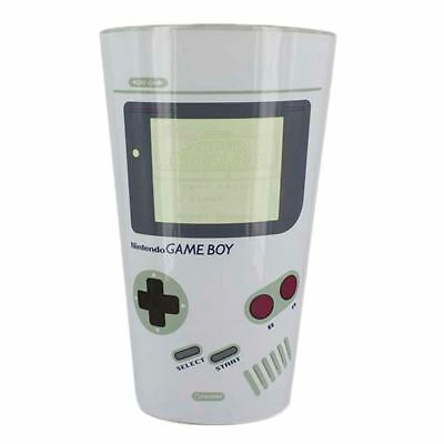 Officially Licensed Nintendo Game Boy Colour Change Drinking Glass