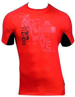 Northwave Cam M c Garda Man L Red Camisetas