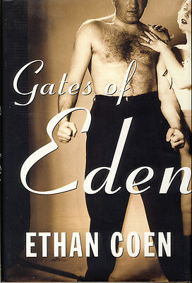 Ethan Coen GATES OF EDEN hc NEW 1st Edition