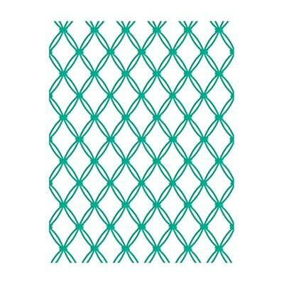 Couture Creations Embossing Folder 5x7 Tied Together