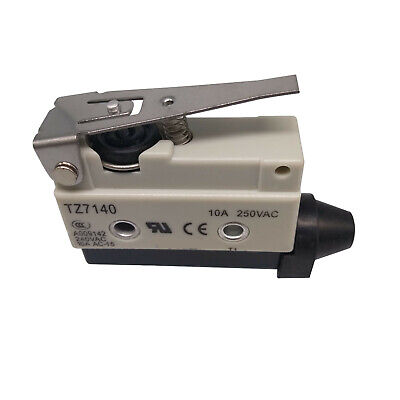 US Stock Waterproof Limit Micro Switch 10A 125VAC 250VAC AZ-7140 CE