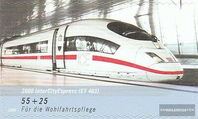 FRD (FR.Germany) 2567 (complete issue) unmounted mint / never hinged 2006 Railwa