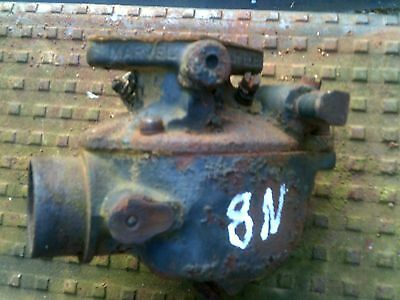 Ford 8N tractor Original marvel schebler carburetor carb engine motor