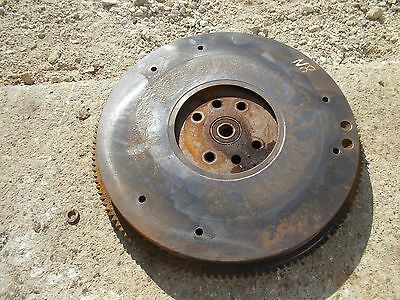Ford 8N Tractor original Ford motor engine flywheel & starter ring gear