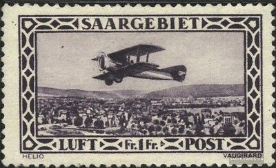 Saar 127 used Airmail