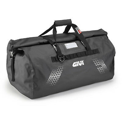 Givi UT804 Motorcycle Motorbike Waterproof Cargo Heavy Duty Bag Black - 80 Litre
