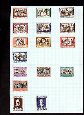 Stamps ~ VATICAN ~ Selection Unsorted