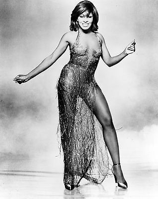 "Tina Turner 10"" x 8"" Photograph no 1"