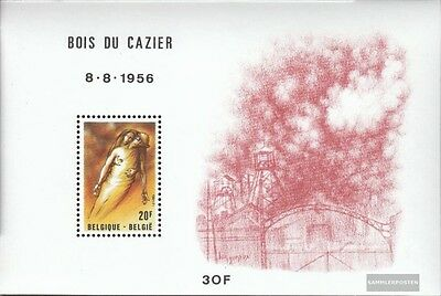 Belgium block51 (complete issue) unmounted mint / never hinged 1981 bois de Cazi