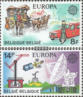 Belgium 1982-1983 (complete issue) unmounted mint / never hinged 1979 Europe