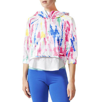 adidas Performance Womens Stella Sport McCartney Training Track Jacket - White