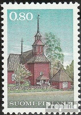 Finland 671 (complete issue) unmounted mint / never hinged 1970 Postage stamp