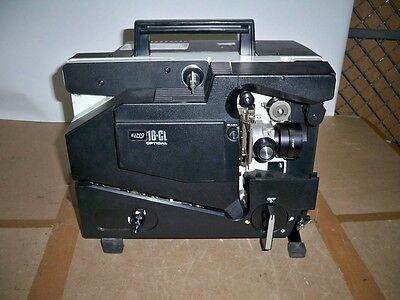 ELMO 16-CL 97508 Optical 16MM Film Movie Projector UNTESTED