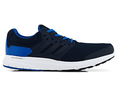 Adidas Men's Galaxy 3 Running Shoe - College Navy/Blue