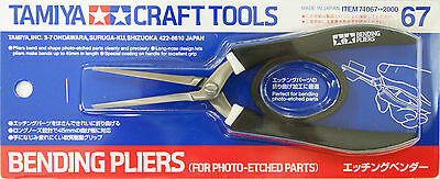 Tamiya Bending Pliers For Photo Etched Parts #74067