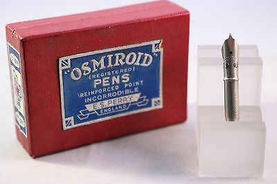 Vintage Osmiroid No. 105 Dip Pen Nib, New Old Stock