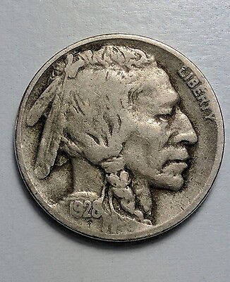 1928-D Buffalo Nickel - No Reserve - Combined S/H
