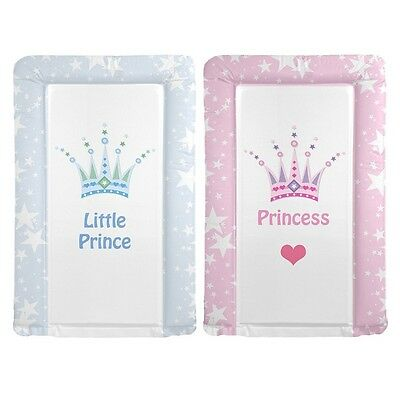 Baby Changing Mats Little Prince Princess Star Two Designs To Choose From - New