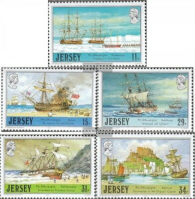 united kingdom-Jersey 409-413 (complete issue) unmounted mint / never hinged 198