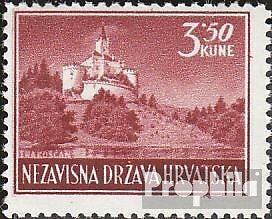 Croatia 98Cb mint never hinged mnh 1944 Postage stamp