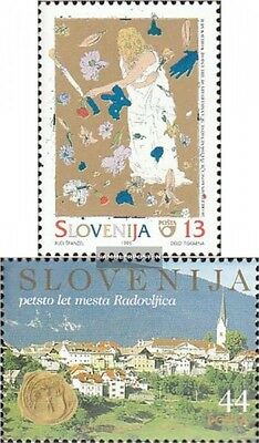 slovenia 109,119 (complete issue) unmounted mint / never hinged 1995 special sta