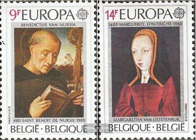 Belgium 2023-2024 (complete issue) unmounted mint / never hinged 1980 Significan