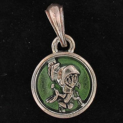 CHARM Marvin The Martian WARNER BROS LOONEY TUNES WB STORE Tie On GIFT 4048