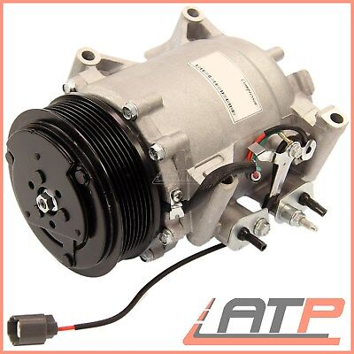 Ac Air Con Conditioning Compressor Honda Accord Mk 7 Cl Cm 03-08