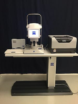 Zeiss IOL Master Version 500 with Power Table, Printer, & Calibration Test Eye