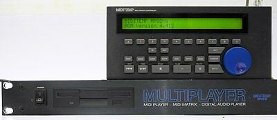 Miditemp MP88-W Multiplayer Midiplayer MP88W  1 GB Seagate ST51080N HD + GEWÄHR
