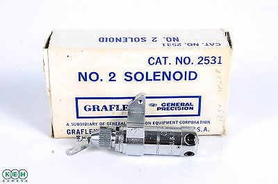 Graflex No.2 Solenoid in Original Box