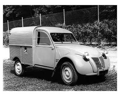 1959 Citroen ORIGINAL Factory Photo oub2834