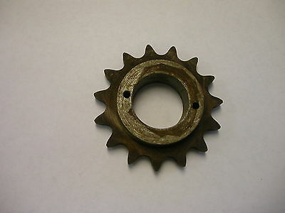 BROWNING ROLLER CHAIN SPROCKET 60H15  - #60 chain, 15 teeth