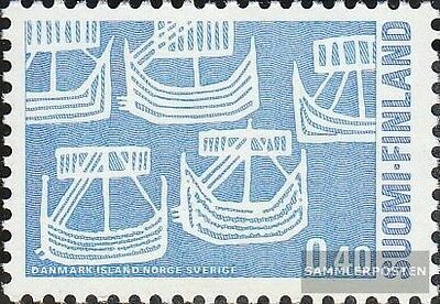 Finland 654 (complete issue) unmounted mint / never hinged 1969 Postal Administr
