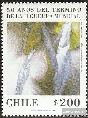 Chile 1691 mint never hinged mnh 1995 End of second War