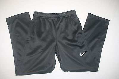 Nike Therma Fit Sweat Athletic Pants Youth L Black