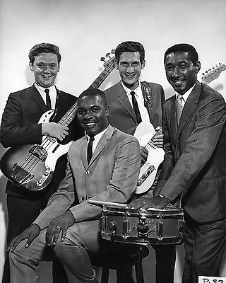 "Booker t and the mgs 10"" x 8"" Photograph no 2"