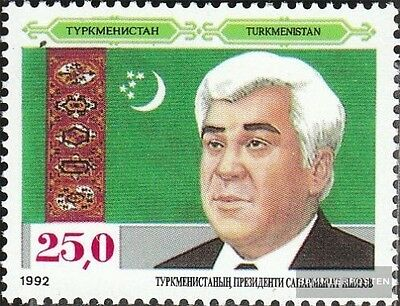 turkmenistan 11 (complete.issue.) unmounted mint / never hinged 1992 Independenc