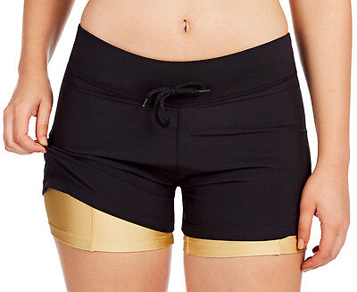 Russell Athletic Women's Artisan Workout Short - Black