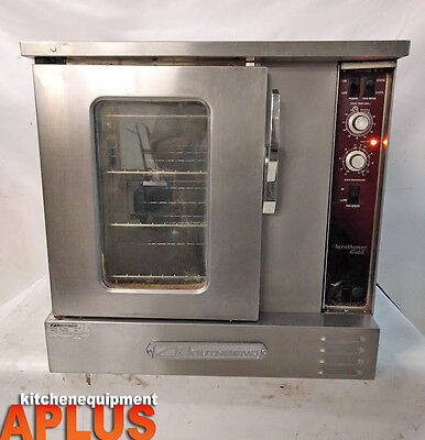 Southbend Gh-10Sc Convection Oven Natural Gas Half Size Model