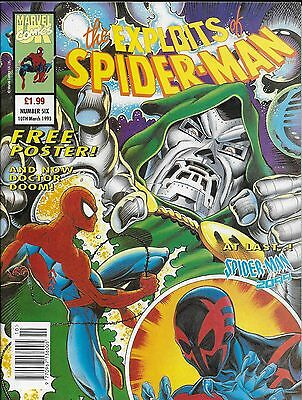 The Exploits of Spider-Man No.6 / 1993