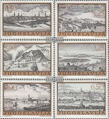 Yugoslavia 1499-1504 (complete.issue.) unmounted mint / never hinged 1973 Yugosl